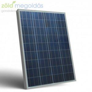 100w/12V polikristályos Napelem panel