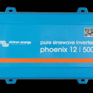 Victron Energy Phoenix 12V-500VA valódi szinusz hullámú inverter