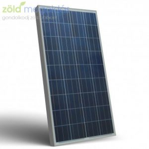 150w/12V polikristályos napelem panel
