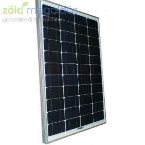 50 wattos sziget üzemű napelemes rendszer