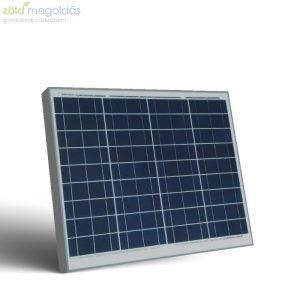 50w/12V polikristályos napelem panel