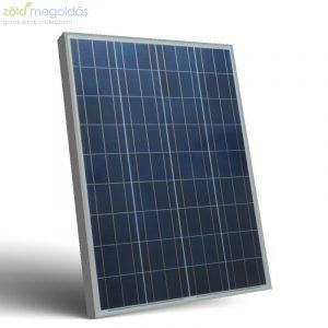 70W/12V polikristályos napelem panel