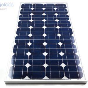 80W/12V polikristályos napelem panel
