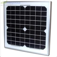 Mono- és polikristályos napelem panelek