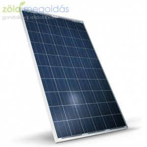340w/24V monokristályos napelem panel