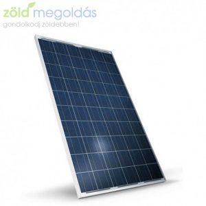 300W/24V monokristályos napelem panel