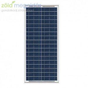 30w/12V polikristályos Napelem panel