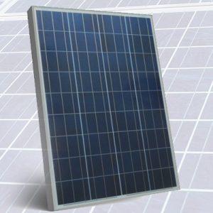 170W/12V polikristályos napelem panel