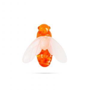 LED szolár fényfüzér – méhecske – 2,3 m – 20 LED – melegfehér